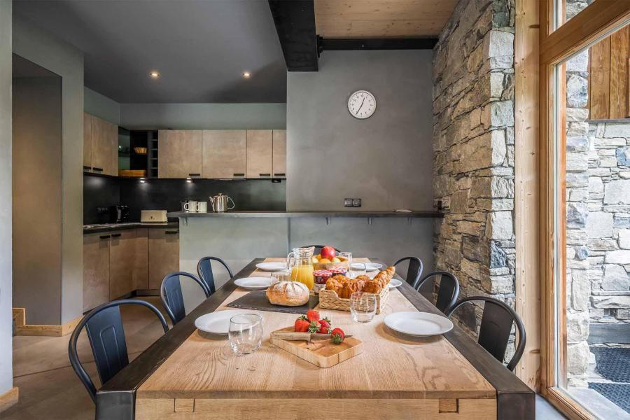 Vacances en montagne Chalet Alpinium 2 - Tignes - Cuisine