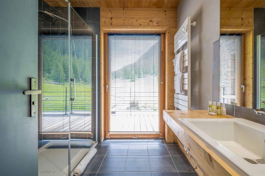 Vacances en montagne Chalet Alpinium 2 - Tignes - Douche