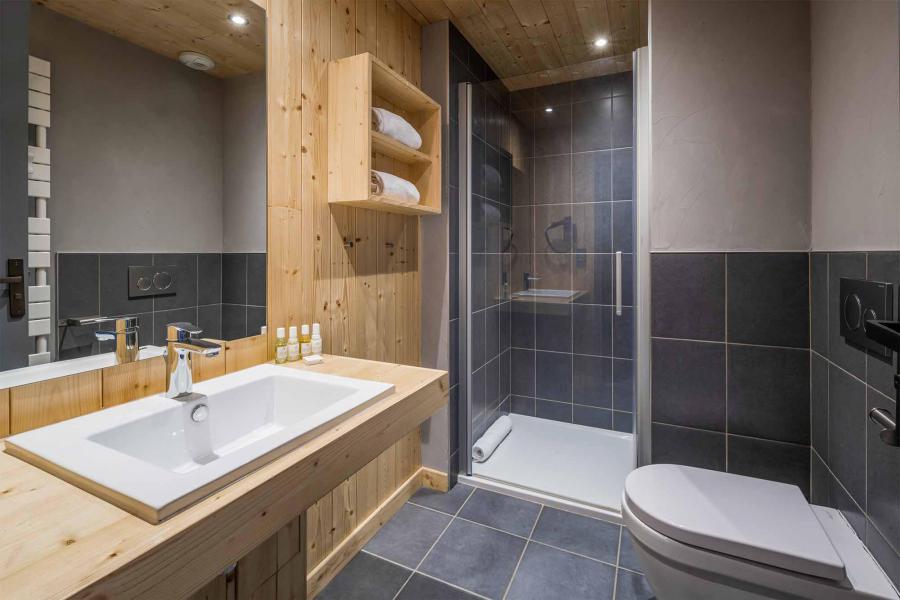 Vacances en montagne Chalet Alpinium 2 - Tignes - Salle d'eau