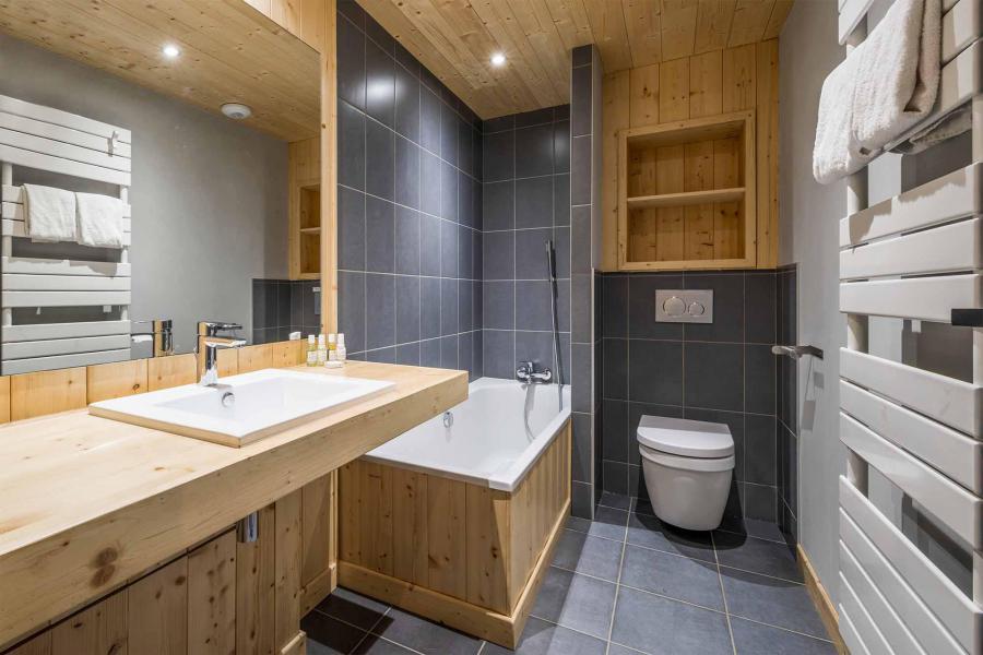 Vacances en montagne Chalet Alpinium 2 - Tignes - Salle de bains