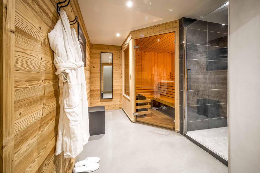 Vacances en montagne Chalet Alpinium 2 - Tignes - Sauna