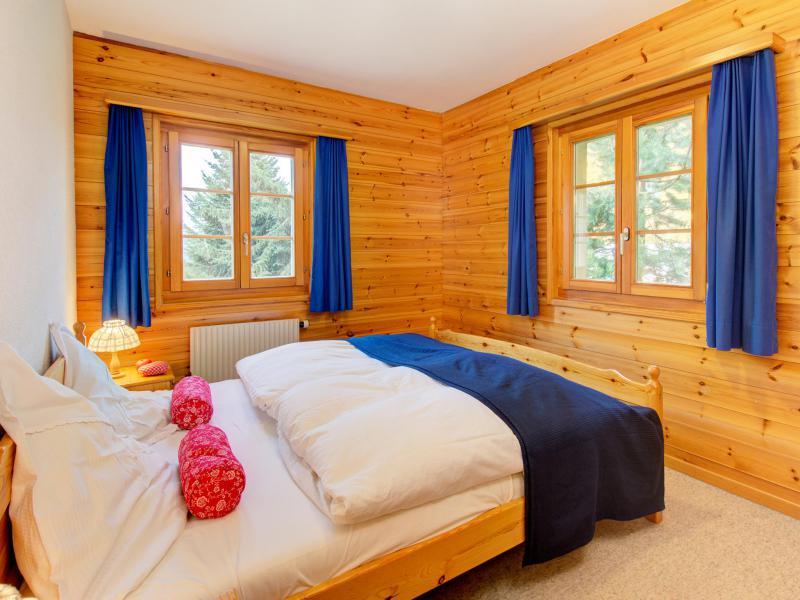 Vacances en montagne Chalet Altitude 1900 - Thyon - Chambre