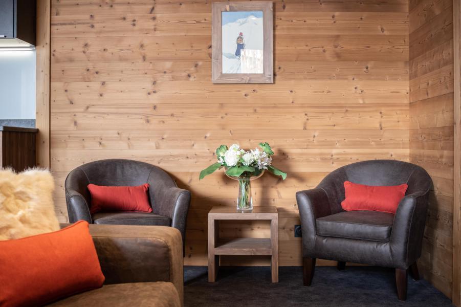 Urlaub in den Bergen 3-Zimmer-Appartment für 4 Personen - Chalet Altitude - Val Thorens - Sessel