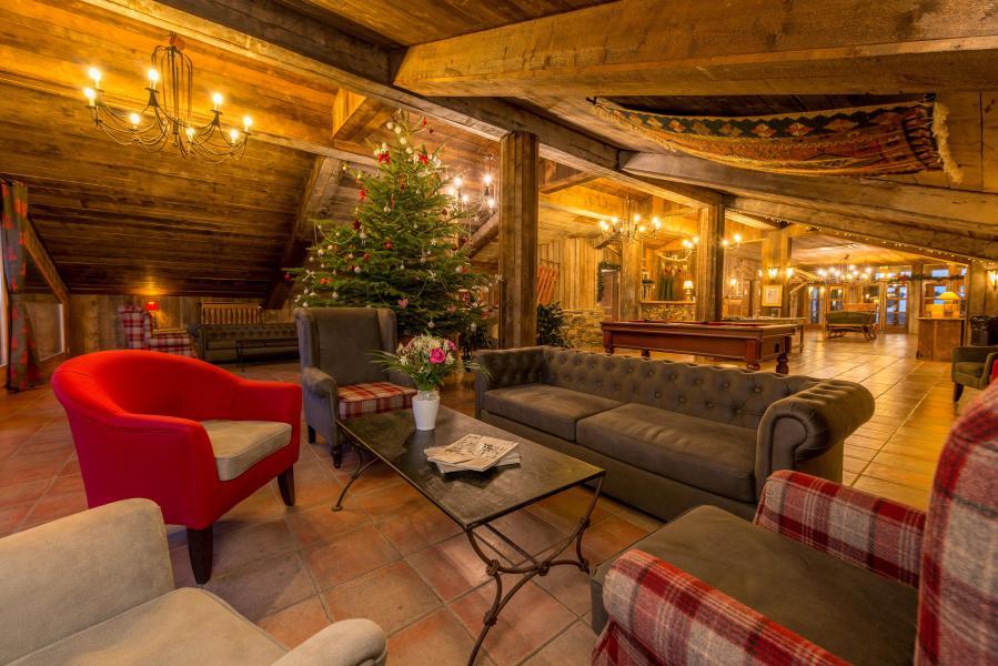 Vakantie in de bergen Chalet Altitude - Les Arcs - Receptie