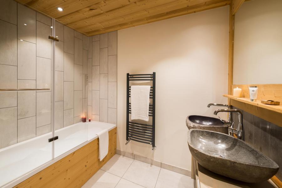 Urlaub in den Bergen 7 Zimmer Appartement für 12-14 Personen - Chalet Altitude - Val Thorens - Badezimmer