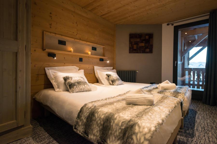 Urlaub in den Bergen 7 Zimmer Appartement für 12-14 Personen - Chalet Altitude - Val Thorens - Schlafzimmer