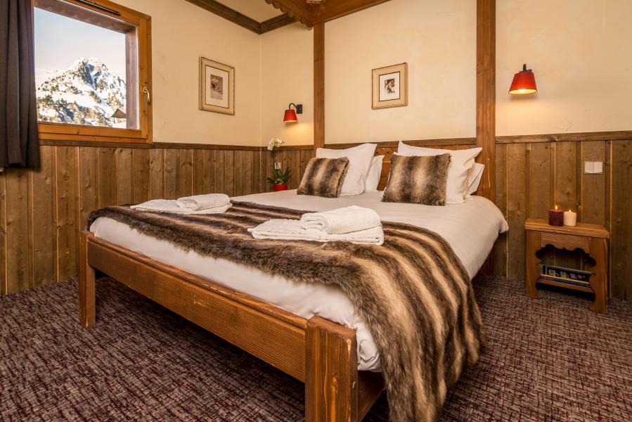 Vakantie in de bergen Chalet Altitude - Les Arcs - Kamer