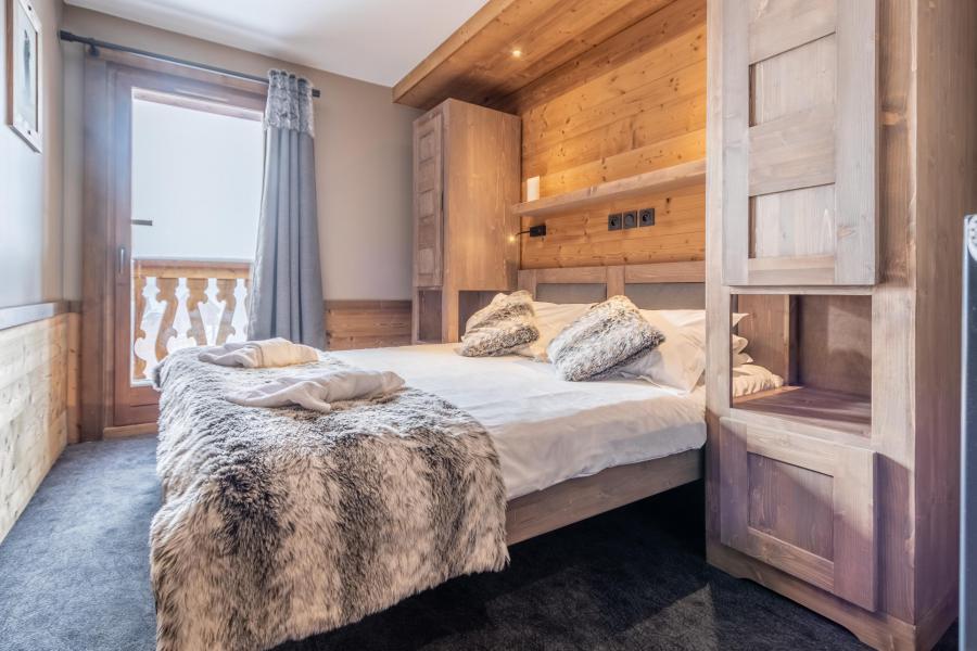 Urlaub in den Bergen Chalet Altitude - Val Thorens - Schlafzimmer