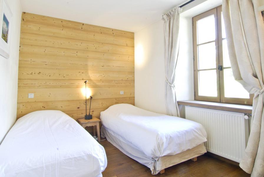 Vacances en montagne Appartement 4 pièces 6 personnes - Chalet Ambre - Chamonix - Chambre