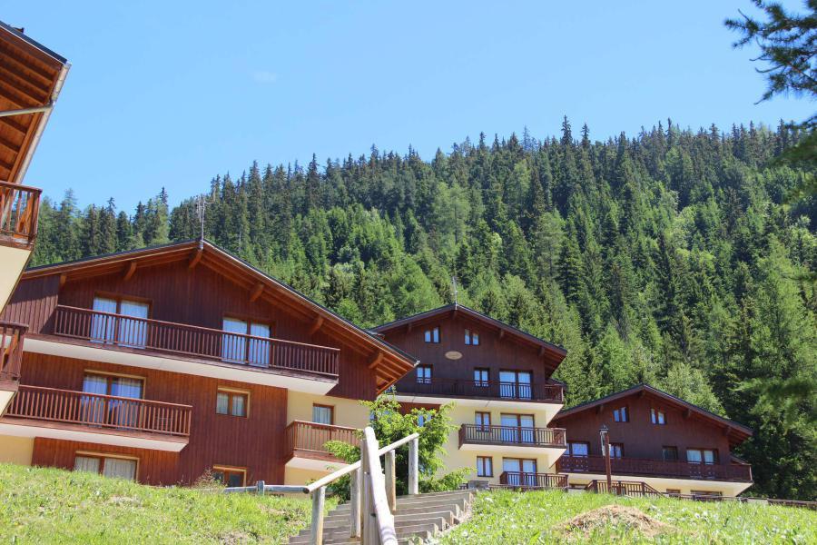 Vacaciones en montaña Chalet Arrondaz A - Valfréjus