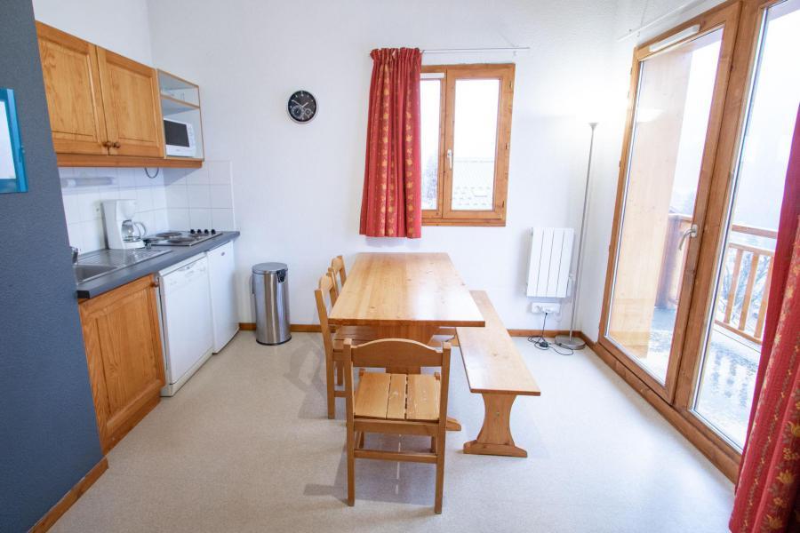 Vacaciones en montaña Apartamento 3 piezas para 6 personas (32) - Chalet Arrondaz G - Valfréjus