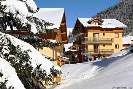 Vacaciones en montaña Chalet Arrondaz G - Valfréjus