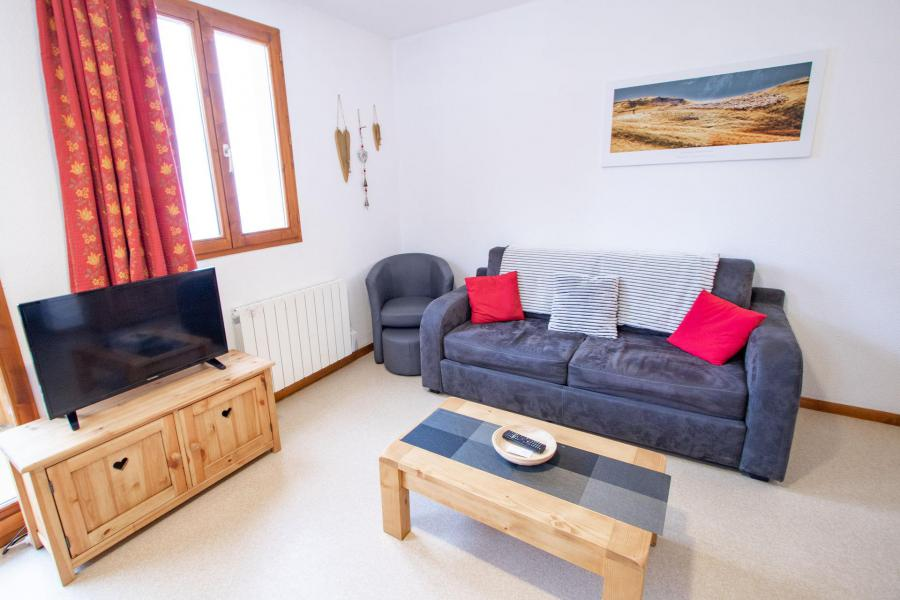 Vacaciones en montaña Apartamento 3 piezas para 6 personas (G14) - Chalet Arrondaz G - Valfréjus
