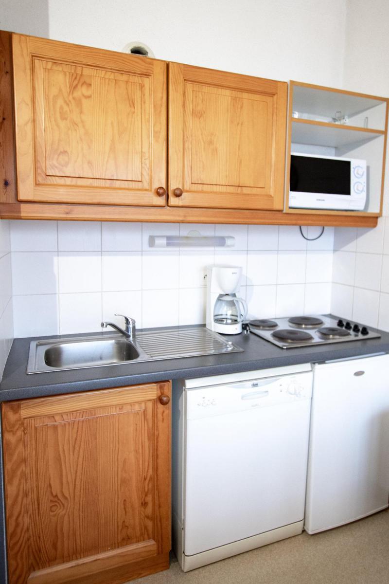 Vacaciones en montaña Apartamento 3 piezas para 6 personas (32) - Chalet Arrondaz G - Valfréjus - Cama doble