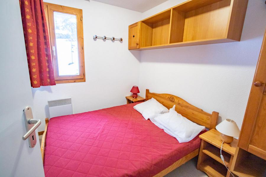 Vacaciones en montaña Apartamento 3 piezas para 6 personas (32) - Chalet Arrondaz G - Valfréjus - Camas superpuestas