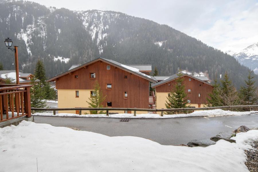 Vacaciones en montaña Apartamento 3 piezas para 8 personas (I3) - Chalet Arrondaz I - Valfréjus