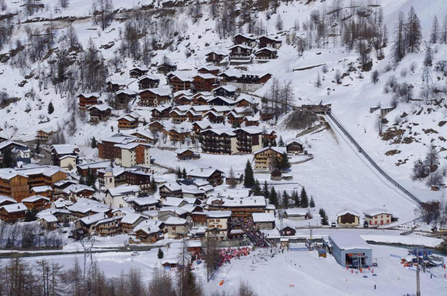 Vacances en montagne Chalet Aspen - Tignes - Plan