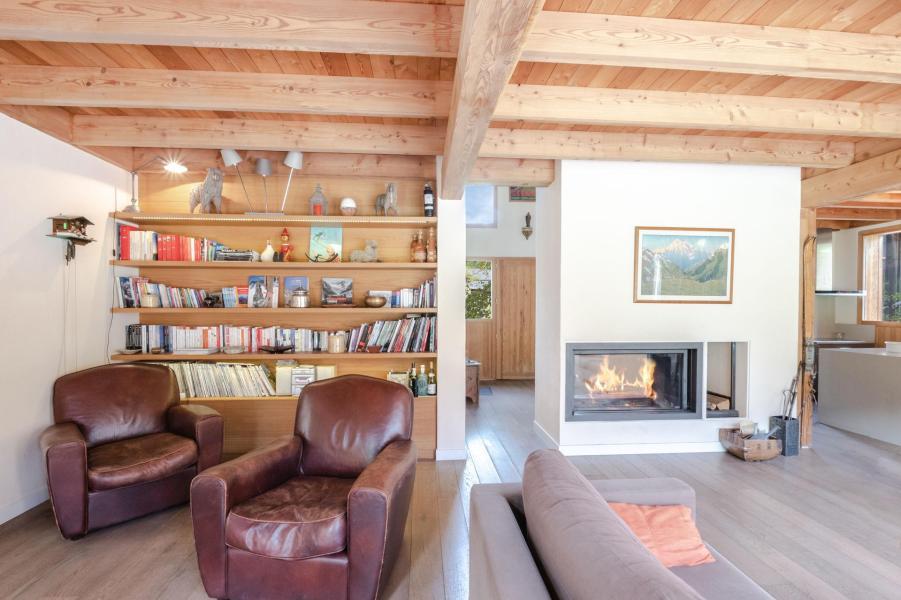 Vacances en montagne Chalet 7 pièces 12 personnes - Chalet Athina - Les Houches