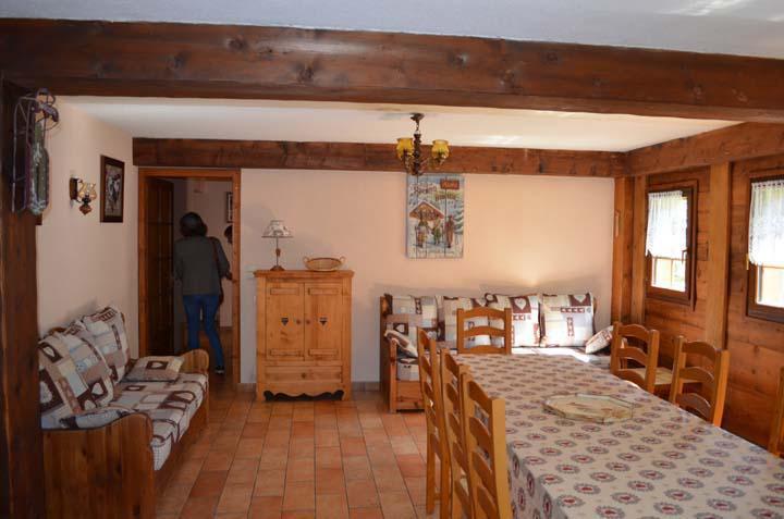 Vacaciones en montaña Chalet 4 piezas para 8 personas - Chalet Au Bon Vieux Temps - Châtel - Estancia