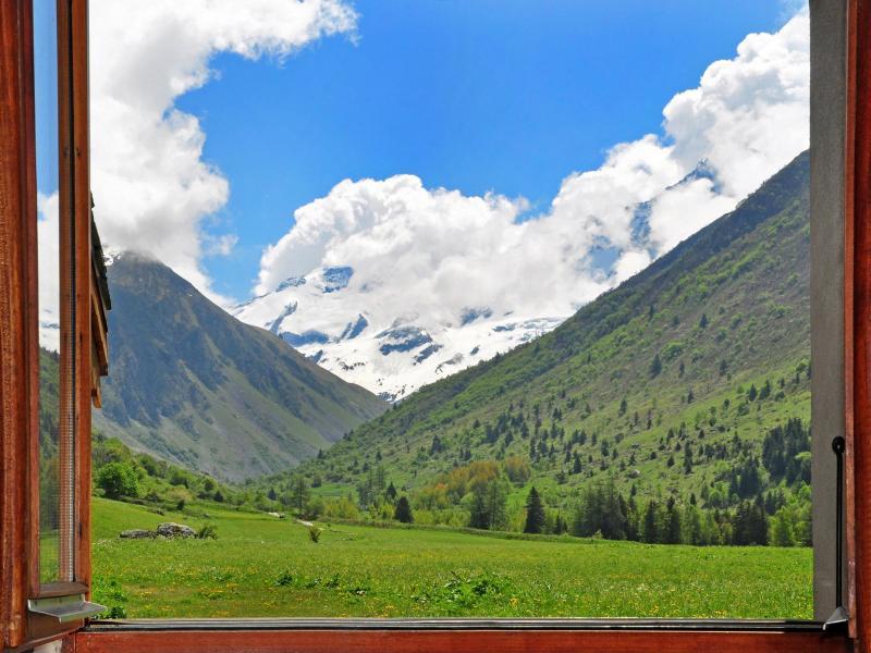 Holiday in mountain resort Chalet Au Coeur de la Vanoise - Champagny-en-Vanoise - Summer outside