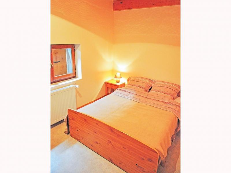 Holiday in mountain resort Chalet Au Coeur de la Vanoise - Champagny-en-Vanoise - Bedroom