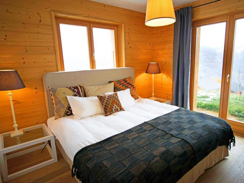 Vacances en montagne Chalet Aurore - Thyon - Chambre