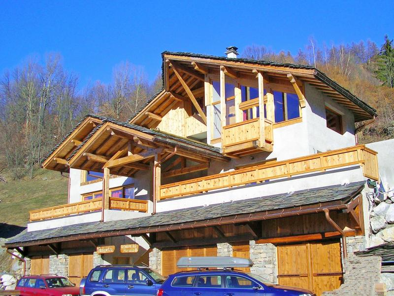 Location au ski Chalet Balcon du Paradis - Peisey-Vallandry - Extérieur été