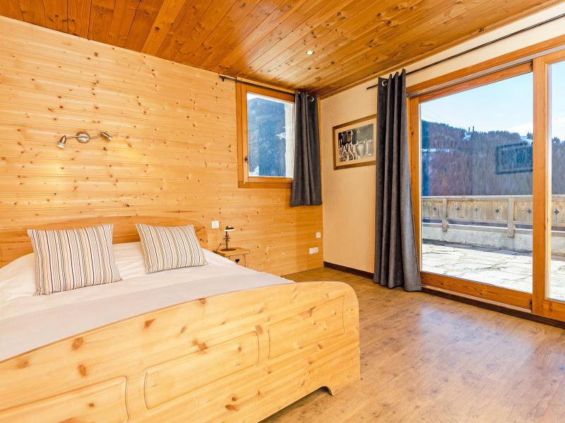 Vacanze in montagna Chalet Balcon du Paradis - Peisey-Vallandry - Camera