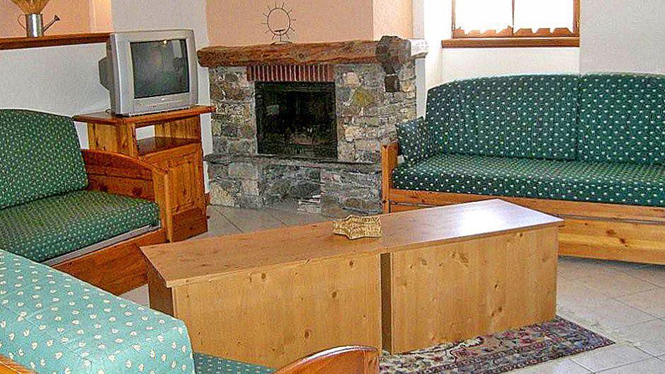 Vacances en montagne Chalet Balcons Acacia - Saint Martin de Belleville - Séjour
