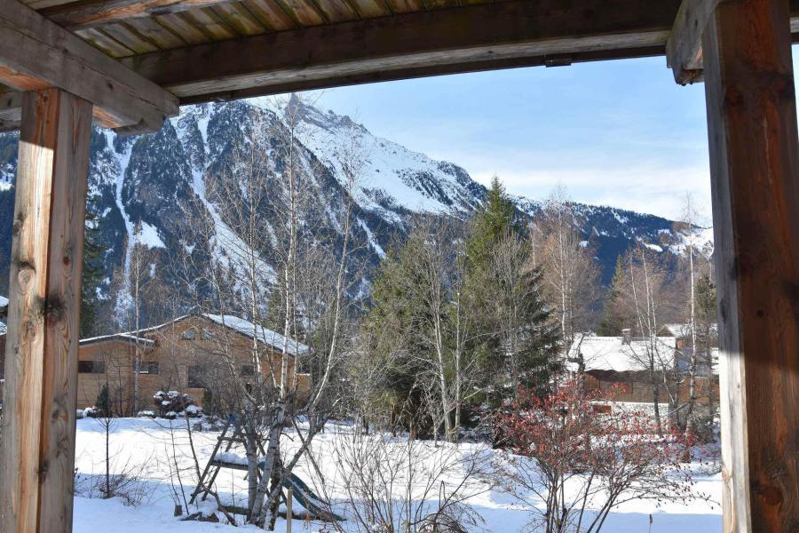 Wakacje w górach Apartament 3 pokojowy 4 osób (RDJ) - Chalet Bas de Chavière - Pralognan-la-Vanoise