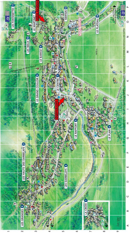 Wakacje w górach Chalet Bas de Chavière - Pralognan-la-Vanoise