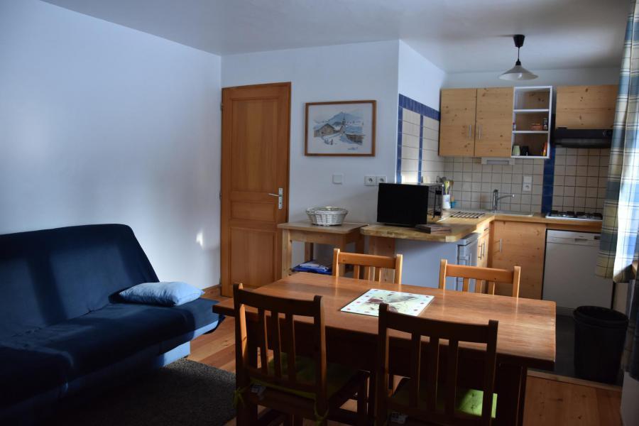 Wakacje w górach Apartament 3 pokojowy 4 osób (RDJ) - Chalet Bas de Chavière - Pralognan-la-Vanoise - Pokój gościnny