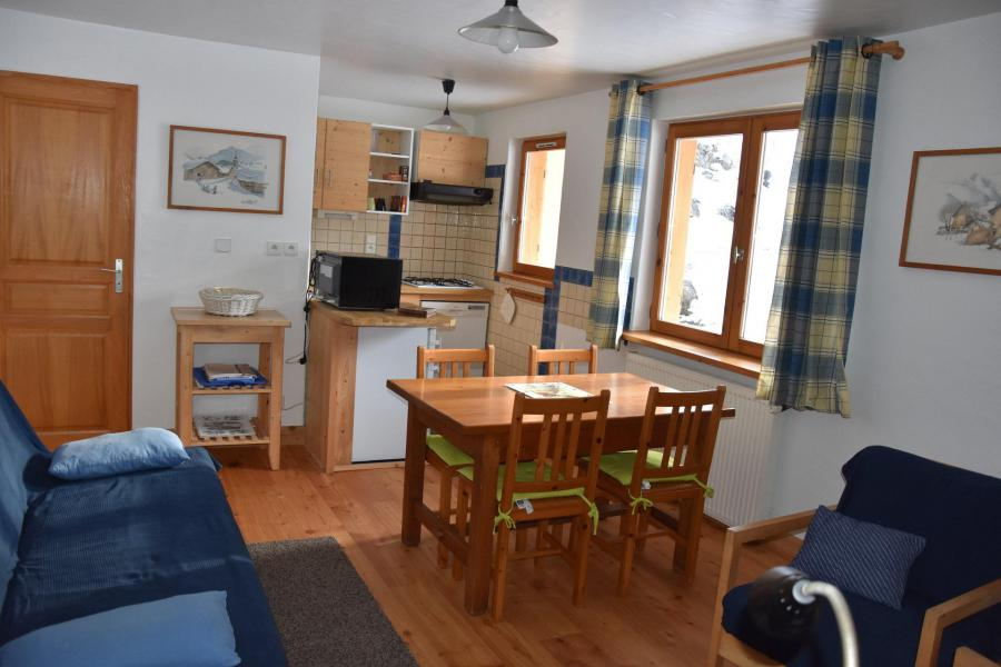 Wakacje w górach Apartament 3 pokojowy 4 osób (RDJ) - Chalet Bas de Chavière - Pralognan-la-Vanoise - Stołem