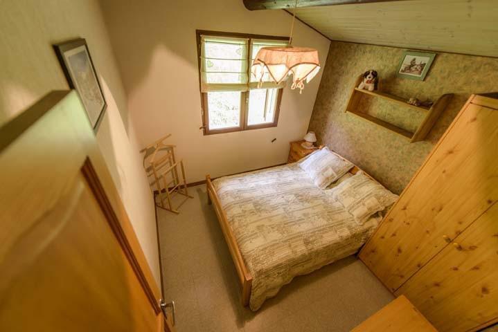 Wakacje w górach Apartament 3 pokojowy 7 osób (1) - Chalet Beau Regard - Châtel - Łóżkem małżeńskim