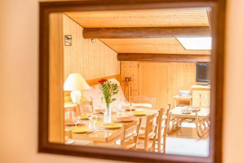 Vacaciones en montaña Apartamento 3 piezas para 7 personas (1) - Chalet Beau Regard - Châtel - Alojamiento