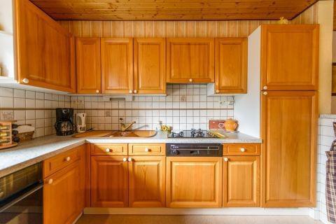 Vacaciones en montaña Apartamento 3 piezas para 7 personas (1) - Chalet Beau Regard - Châtel - Kitchenette