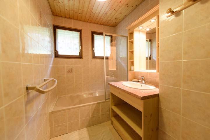 Vacaciones en montaña Apartamento 3 piezas para 7 personas (2) - Chalet Beau Regard - Châtel - Bañera
