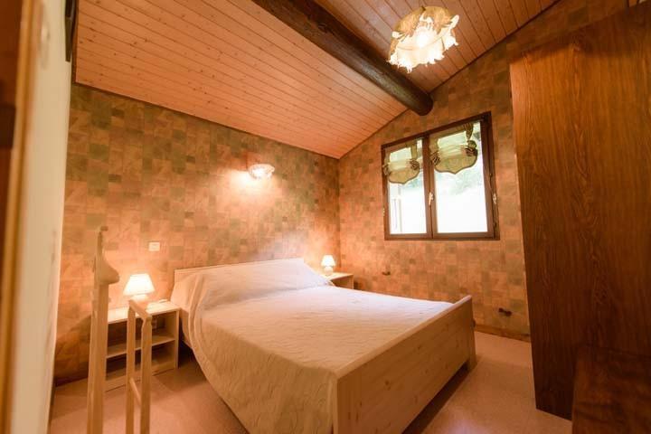Vacaciones en montaña Apartamento 3 piezas para 7 personas (2) - Chalet Beau Regard - Châtel - Habitación