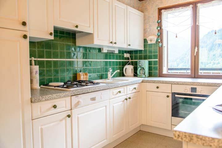 Vacaciones en montaña Apartamento 3 piezas para 7 personas (2) - Chalet Beau Regard - Châtel - Kitchenette