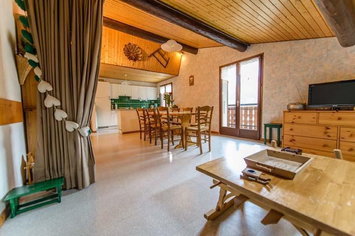 Vacaciones en montaña Apartamento 3 piezas para 7 personas (2) - Chalet Beau Regard - Châtel - Mesa