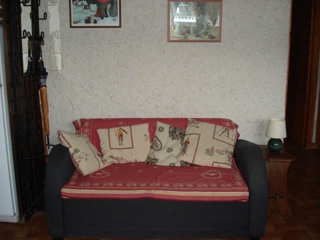Vacaciones en montaña Apartamento 3 piezas para 6 personas - Chalet Bel Horizon - Châtel - Alojamiento