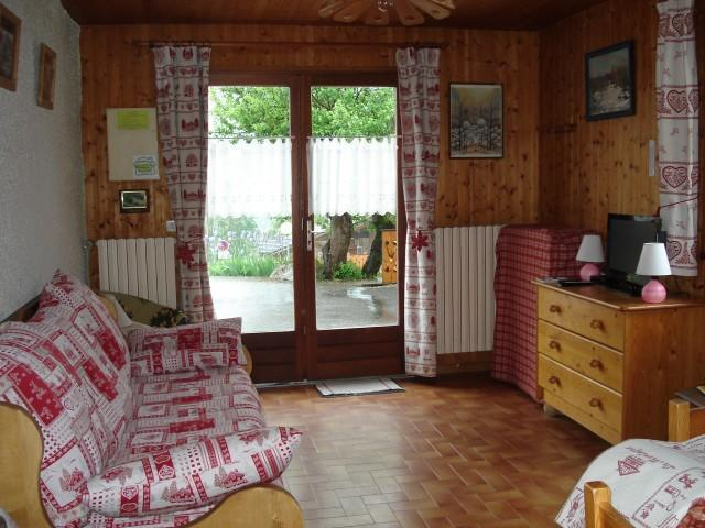 Vacaciones en montaña Estudio para 3 personas - Chalet Bel Horizon - Châtel - Alojamiento