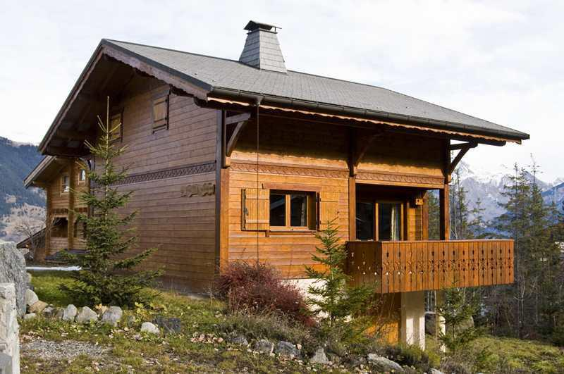 Holiday in mountain resort 4 room duplex chalet 13 people - Chalet Berger - La Tania