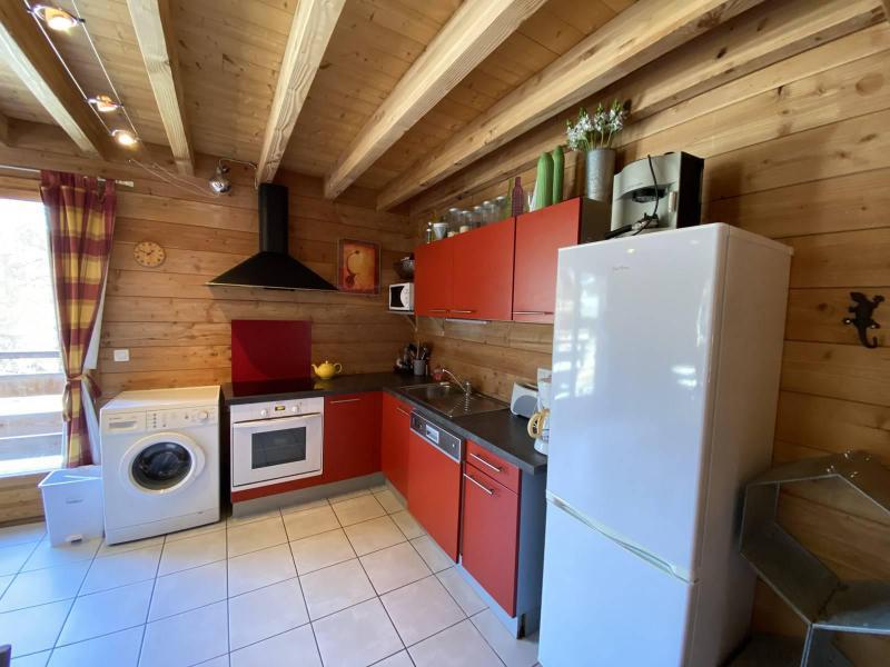 Wakacje w górach Apartament 5 pokojowy 10 osób (312) - Chalet Bien-Être - Risoul