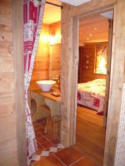 Wakacje w górach Apartament 4 pokojowy 6 osób (2) - Chalet Bon Vieux Temps - Le Grand Bornand