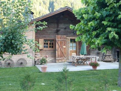 Wakacje w górach Apartament 6 pokojowy 12 osób (1) - Chalet Bon Vieux Temps - Le Grand Bornand