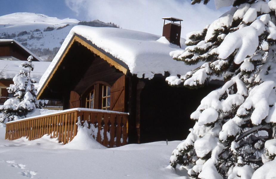 Wakacje w górach Chalet Bonne Eau - Valloire