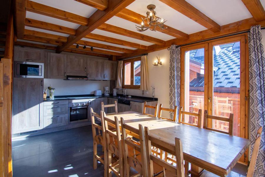 Vacances en montagne Appartement duplex 5 pièces 8 personnes (4) - Chalet Bouquetin - Val Thorens