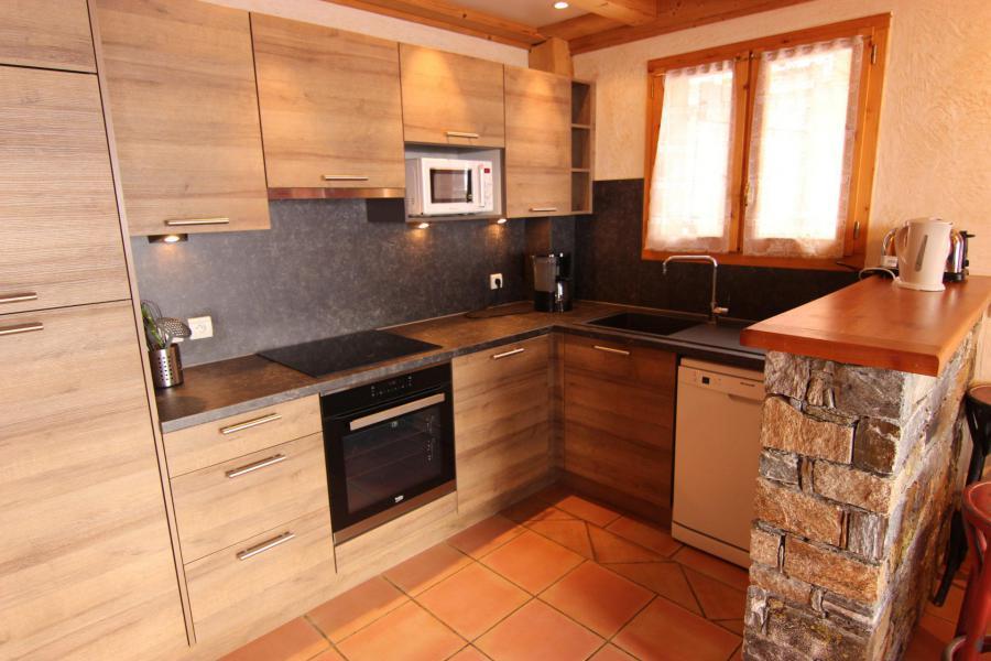 Vacances en montagne Appartement 3 pièces 6 personnes (2) - Chalet Bouquetin - Val Thorens - Logement