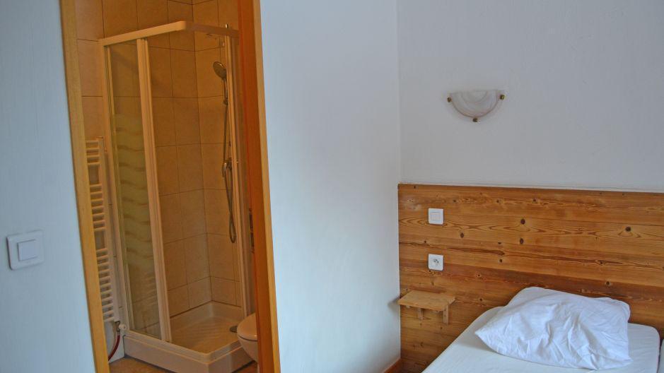 Vacances en montagne Chalet Brequin - Les Menuires - Chambre